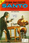 Cover for Santo El Enmascarado de Plata (Editorial Icavi, Ltda., 1976 series) #24
