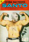 Cover for Santo El Enmascarado de Plata (Editorial Icavi, Ltda., 1976 series) #26