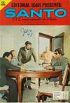 Cover for Santo El Enmascarado de Plata (Editorial Icavi, Ltda., 1976 series) #28