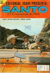 Cover for Santo El Enmascarado de Plata (Editorial Icavi, Ltda., 1976 series) #31