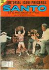 Cover for Santo El Enmascarado de Plata (Editorial Icavi, Ltda., 1976 series) #32