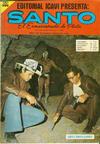 Cover for Santo El Enmascarado de Plata (Editorial Icavi, Ltda., 1976 series) #33