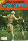 Cover for Santo El Enmascarado de Plata (Editorial Icavi, Ltda., 1976 series) #34