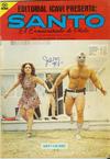 Cover for Santo El Enmascarado de Plata (Editorial Icavi, Ltda., 1976 series) #35
