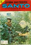 Cover for Santo El Enmascarado de Plata (Editorial Icavi, Ltda., 1976 series) #36