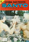 Cover for Santo El Enmascarado de Plata (Editorial Icavi, Ltda., 1976 series) #37
