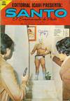 Cover for Santo El Enmascarado de Plata (Editorial Icavi, Ltda., 1976 series) #38