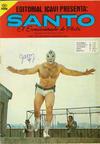 Cover for Santo El Enmascarado de Plata (Editorial Icavi, Ltda., 1976 series) #39