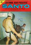Cover for Santo El Enmascarado de Plata (Editorial Icavi, Ltda., 1976 series) #40
