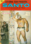 Cover for Santo El Enmascarado de Plata (Editorial Icavi, Ltda., 1976 series) #41