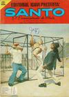 Cover for Santo El Enmascarado de Plata (Editorial Icavi, Ltda., 1976 series) #42