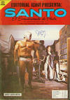 Cover for Santo El Enmascarado de Plata (Editorial Icavi, Ltda., 1976 series) #43