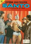 Cover for Santo El Enmascarado de Plata (Editorial Icavi, Ltda., 1976 series) #44