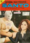 Cover for Santo El Enmascarado de Plata (Editorial Icavi, Ltda., 1976 series) #45