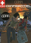 Cover for CH Confidentiel (Le Lombard, 2006 series) #1