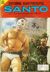 Cover for Santo El Enmascarado de Plata (Editorial Icavi, Ltda., 1976 series) #46