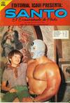 Cover for Santo El Enmascarado de Plata (Editorial Icavi, Ltda., 1976 series) #47