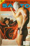 Cover for Santo El Enmascarado de Plata (Editorial Icavi, Ltda., 1976 series) #48