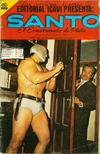 Cover for Santo El Enmascarado de Plata (Editorial Icavi, Ltda., 1976 series) #49