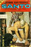 Cover for Santo El Enmascarado de Plata (Editorial Icavi, Ltda., 1976 series) #50