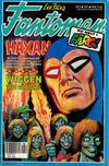 Cover for Fantomen (Semic, 1963 series) #2/1991
