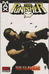 Cover for Punisher MAX (Marvel, 2004 series) #5 - The Slavers
