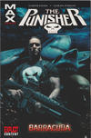 Cover for Punisher MAX (Marvel, 2004 series) #6 - Barracuda