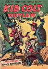 Cover for Kid Colt Outlaw (Horwitz, 1952 ? series) #34