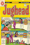 Cover for Jughead (Editions Héritage, 1972 series) #84