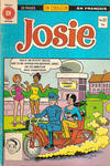 Cover for Josie (Editions Héritage, 1974 series) #37