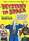 Cover for Mystery in Space (L. Miller & Son, 1955 ? series) #1