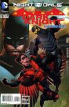 Cover for Batman: The Dark Knight (DC, 2011 series) #9