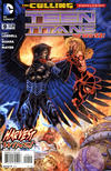 Cover for Teen Titans (DC, 2011 series) #9