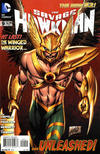 Cover for The Savage Hawkman (DC, 2011 series) #9