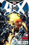 Cover Thumbnail for Avengers vs. X-Men (2012 series) #4