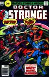 Cover Thumbnail for Doctor Strange (1974 series) #17 [30¢ Price Variant]