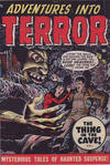 Cover for Adventures Into Terror (Superior Publishers Limited, 1950 series) #43 [1]