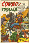 Cover for Cowboy Trails (Bell Features, 1949 series) #34