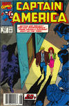 Cover Thumbnail for Captain America (1968 series) #371 [Newsstand]