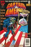 Cover Thumbnail for Captain America (1968 series) #443 [Newsstand]