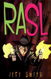 Cover for RASL (Cartoon Books, 2008 series) #13