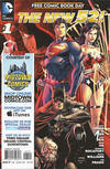 Cover Thumbnail for DC Comics - The New 52 FCBD Special Edition (2012 series) #1 [Midtown Comics variant]