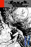 Cover for Batman: The Dark Knight (DC, 2011 series) #5 [David Finch / Richard Friend Black & White Wraparound Cover]