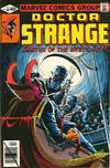 Cover for Doctor Strange (Marvel, 1974 series) #39 [Newsstand Edition]