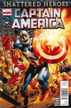 Cover Thumbnail for Captain America (2011 series) #7 [newsstand]