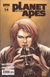Cover Thumbnail for Planet of the Apes (2011 series) #14 [Cover A]