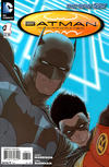 Cover Thumbnail for Batman Incorporated (2012 series) #1 [Frank Quitely Cover]