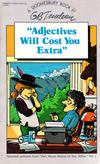 Cover for Adjectives Will Cost You Extra (Crest Books, 1982 series) #24505
