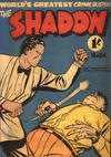 Cover for The Shadow (Frew Publications, 1952 series) #24