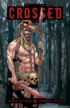 Cover for Crossed Badlands (Avatar Press, 2012 series) #5 [Regular Cover - Jacen Burrows]
